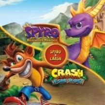 Spyro™ + Crash Remastered Spiele-Bundle