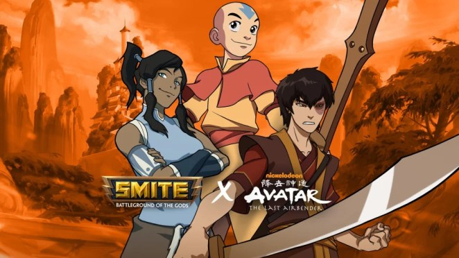 Smite Avatar Starter Pass