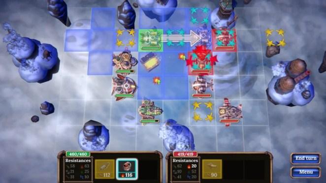 Steam Tactics – August 5