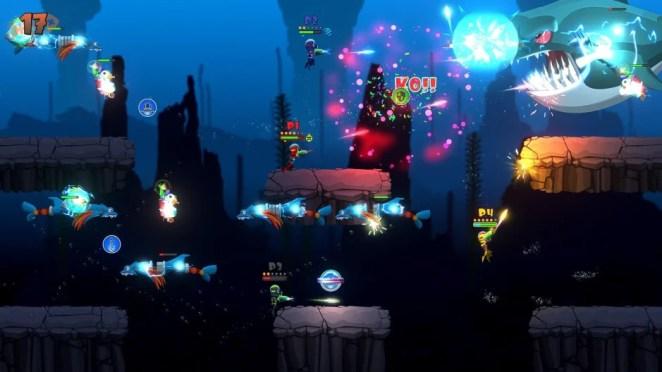 Next Week on Xbox: Neue Spiele vom 3. bis 7. August: Swimsanity!
