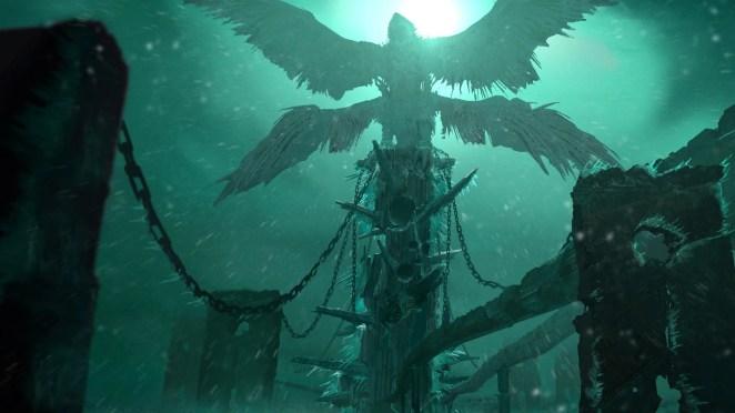 Video Conference Backgrounds - God of War