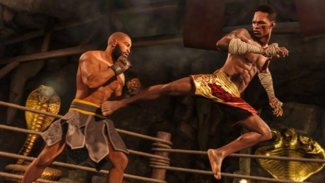EA Sports UFC 4 – August 14