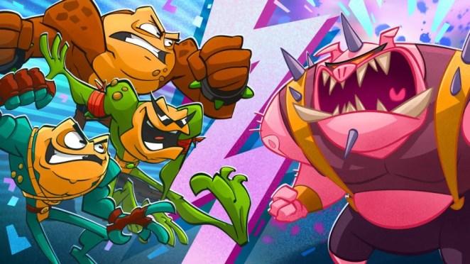 Next Week on Xbox: Neue Spiele vom 17. bis 21. August: Battletoads