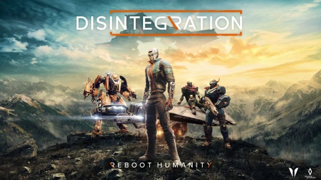 Disintegration Key Art