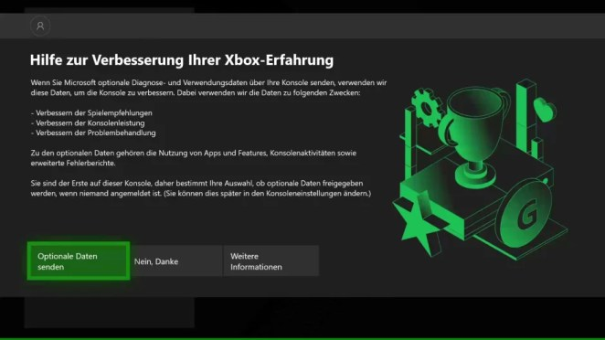 Xbox One-Update im August: Erhalte mehr Transparenz und Kontrolle über die Nutzung Deiner Daten