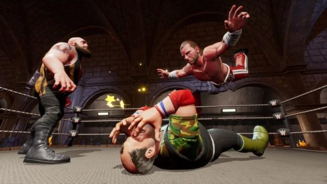Next Week on Xbox: Neue Spiele vom 14. bis 18. August: WWE 2K Battlegrounds