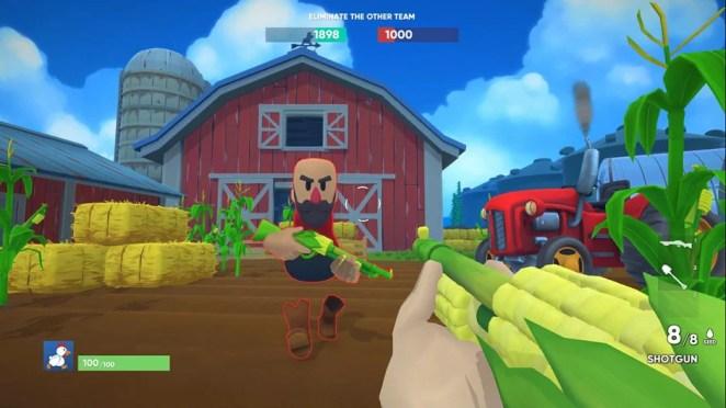 Next Week on Xbox: Neue Spiele vom 21. bis 25. September: Shotgun Farmers
