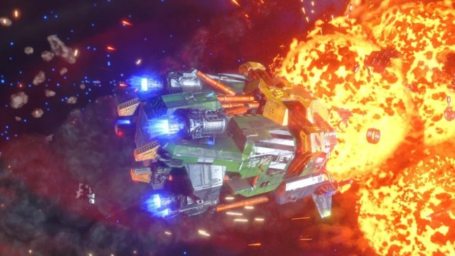 Next Week on Xbox: Neue Spiele vom 21. bis 25. September: Rebel Galaxy Outlaw
