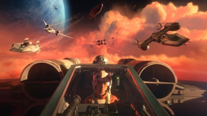 Star Wars: Squadrons – October 2