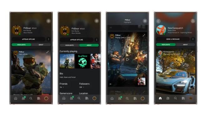 Noch mehr Spaß, Spiele und Freunde mit der neuen Xbox App (Beta)