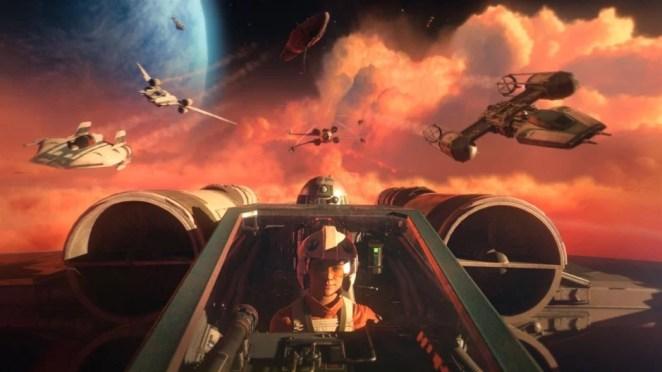 This Week on Xbox: Neue Spiele vom 29. September bis 2. Oktober: Star Wars: Squadrons