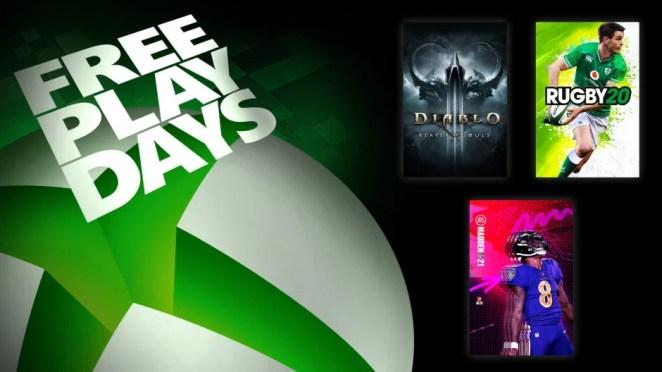 Free Play Days - September 10