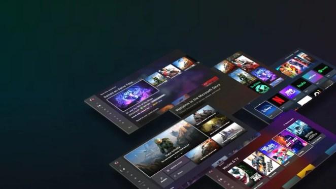 New Microsoft Store on Xbox