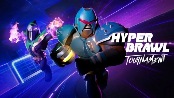 Next Week on Xbox: Neue Spiele vom 19. bis 23. Oktober: Hyper Brawl Tournament