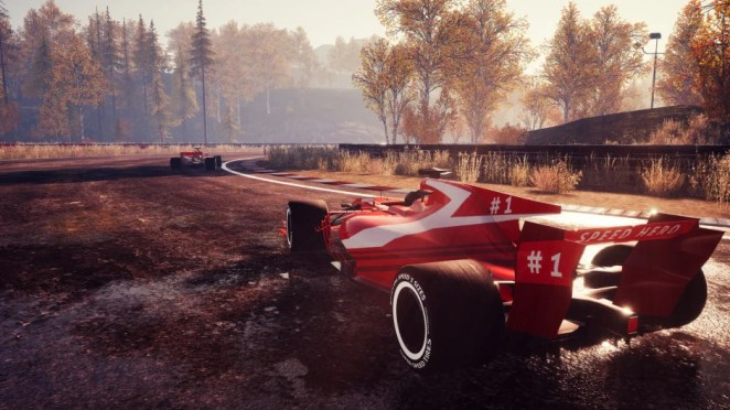 Speed 3 Grand Prix – November 6