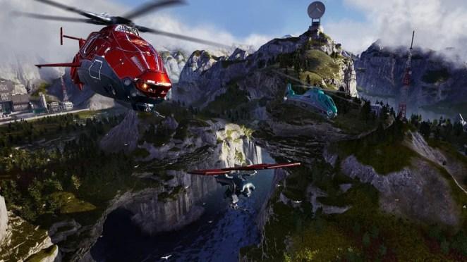 Comanche (PC/Xbox Game Pass) – November 5