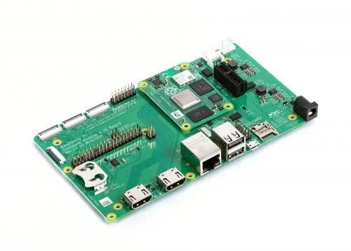 Compute Module 4 IO Board