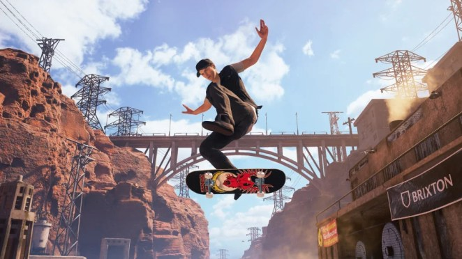 The Birdman Pack in Tony Hawk's Pro Skater 1 and 2