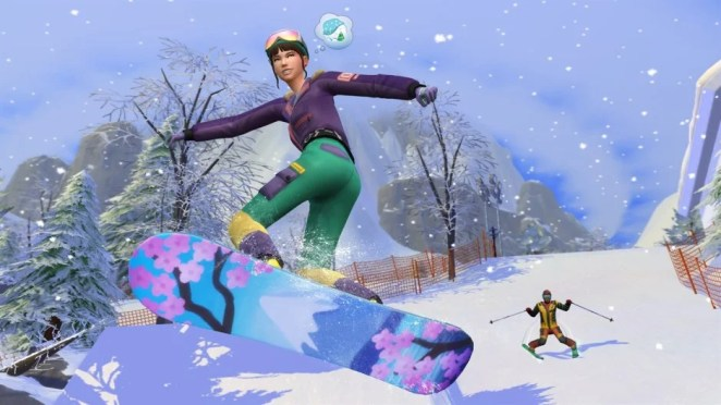 Next Week on Xbox: Neue Spiele vom 9. bis 13. November: The SIms 4: Snowy Escape
