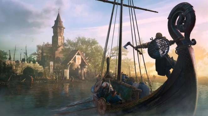 Next Week on Xbox: Neue Spiele vom 9. bis 13. November: Assassin's Creed Valhalla