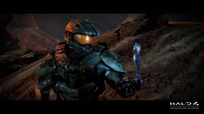 Halo The Master Chief Collection Key Art