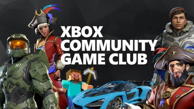Xbox Community Game Club