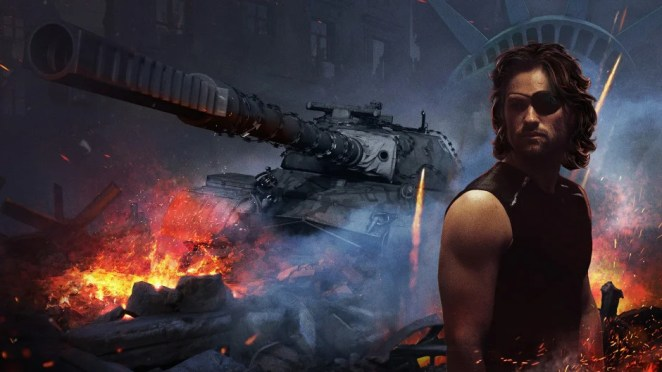 World of Tanks Action Heroes