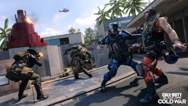 Call of Duty: Black Ops Cold War and Warzone Season One