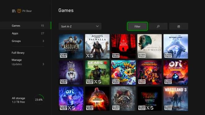 Das November 2020 Update für Konsole kommt auf Xbox Series X S und Xbox One
