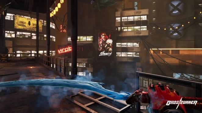 Ghostrunner DLC