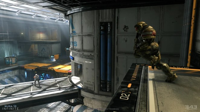 Inside Halo Infinite: Wirf einen Blick in die Entwicklung des neuen Titels!