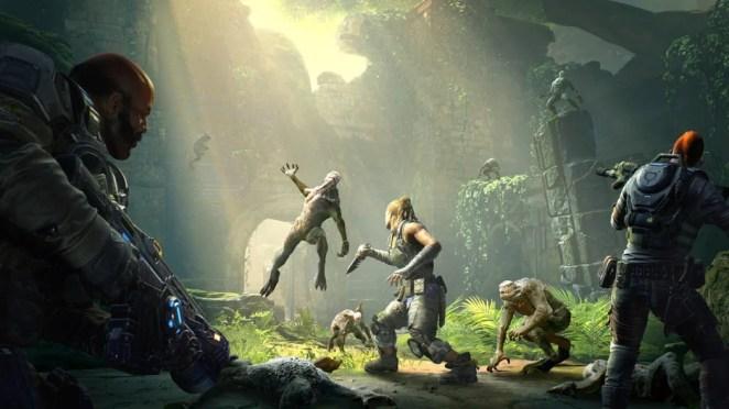 Next Week on Xbox: Neue Spiele vom 21. bis 25. Dezember: Gears 5:Hivebusters