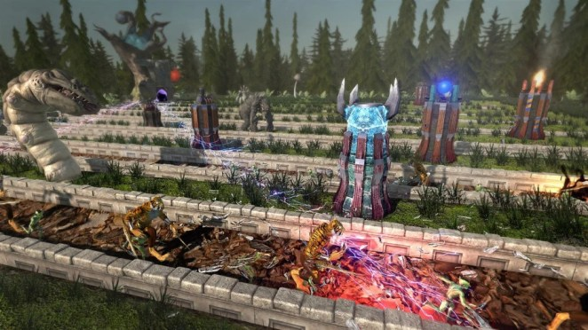 Elemental War TD – December 17 – Xbox Play Anywhere / Xbox One X Enhanced