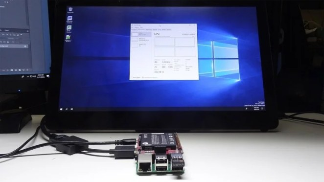 Hacky makes with Raspberry Pi is Donald's specialty