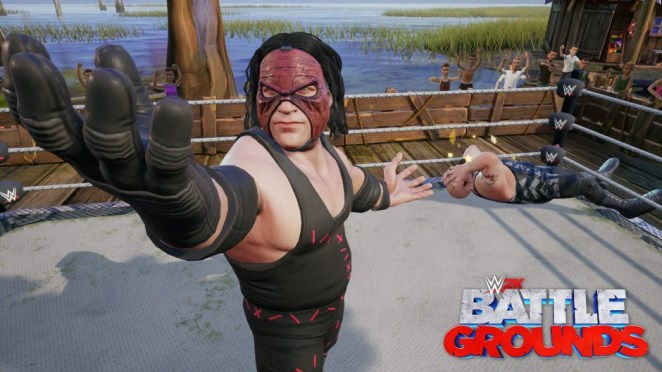 The Undertaker is Now Available in WWE 2K Battlegrounds
