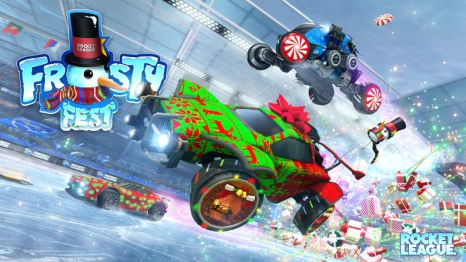 Rocket League - Frosty Fest