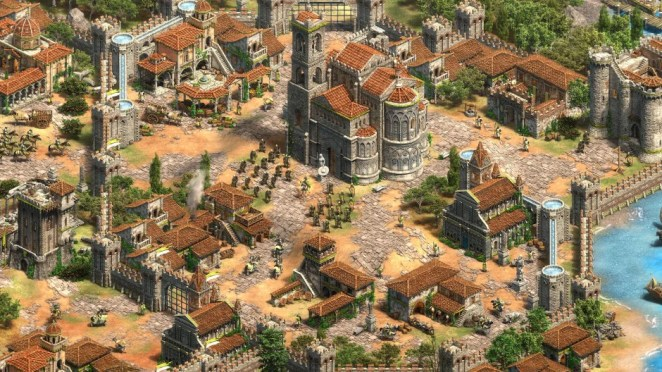 Age of Empires II: Definitive Edition: Erster DLC Lords of the West ab sofort verfügbar