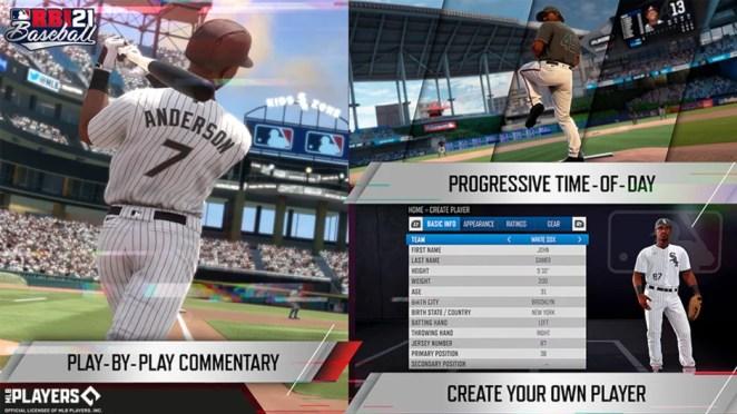 RBI Baseball 21