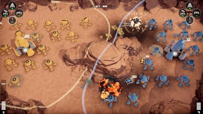 Rover Wars: Battle for Mars – February 12 – Xbox One X Enhanced