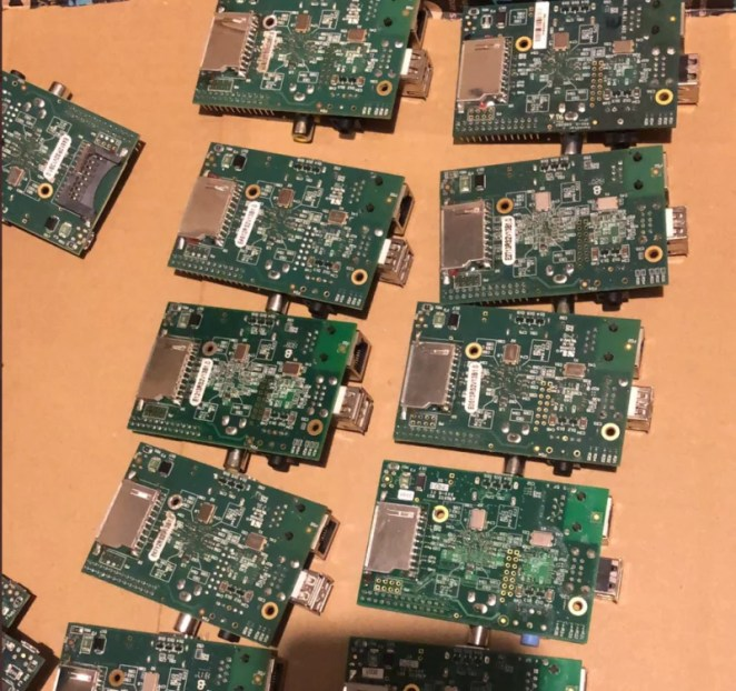 Pi's needing new SD card slots