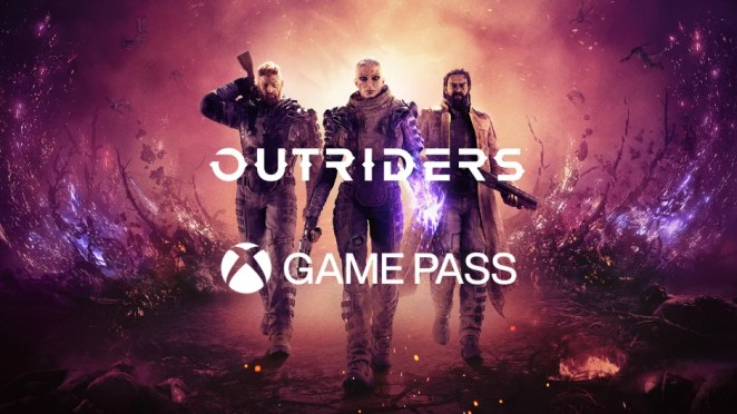 Neu im Xbox Game Pass: Outriders, Star Wars: Squadrons und mehr! Outriders