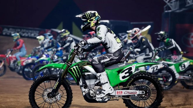 Monster Energy Supercross - The Official Videogame 4 – March 8