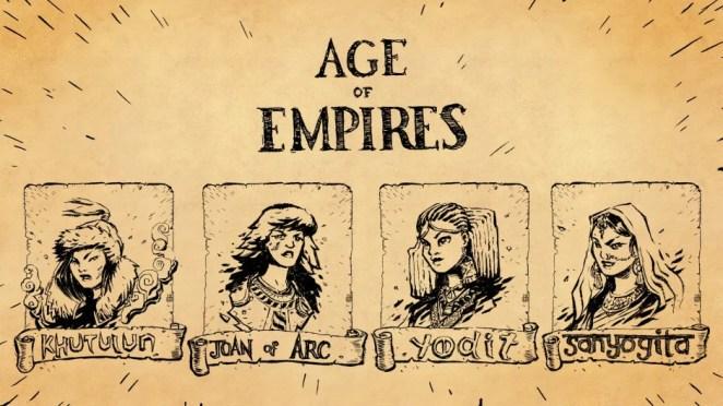Xbox feiert den Internationalen Frauentag: Age of Empires II