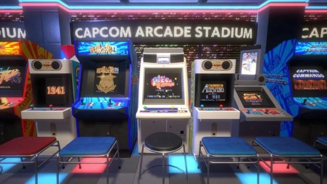 Capcom Arcade Stadium Packs 1, 2, and 3 – May 25