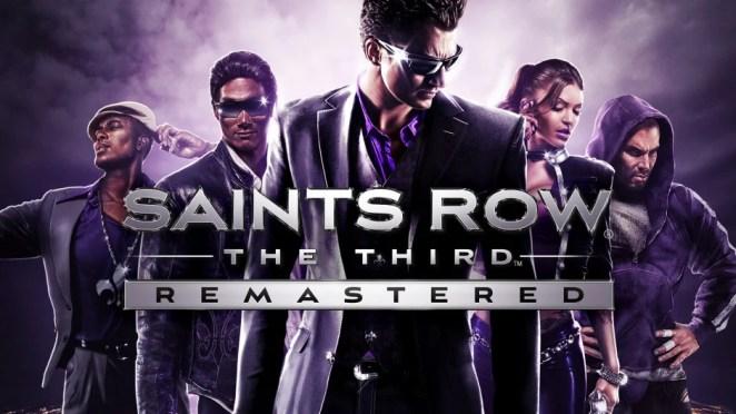 Saints Row: The Third Remastered