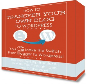 Blogger To Wordpress Transfer Kit