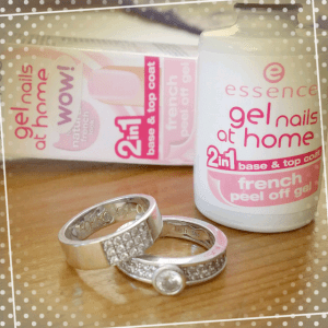 Essence gel nails at home 2in1