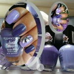 Dag 6 Violet Nails