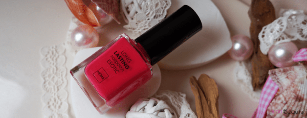 Hema Long Lasting Nailpolish Exotic Fuchsia