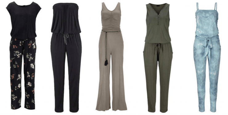 Otto Wishlist Jumpsuit